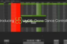 SPH Engineering unveils an addition to UgCS family – UgCS Drone Dance Controller