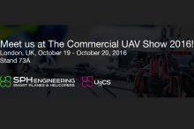 SPH Engineering at The Commercial UAV Show