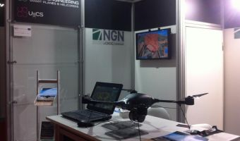 SPH Engineering is at ISAF Security Expo in Istanbul Turkey