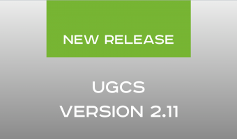 Announcing release of UgCS update 2.11 and UgCS for DJI update 2.5