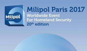 AirMast / UgCS presentation at the MilPol Paris 2017 #stand R060