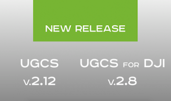 Announcing release of UgCS v.2.12 and UgCS for DJI v.2.8 update
