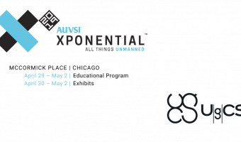 Let's meet at AUVSI XPONENTIAL 2019