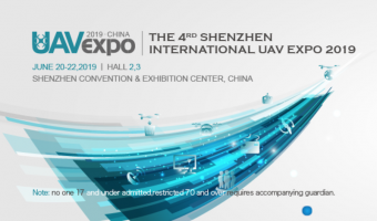 Let's meet at Shenzhen International UAV Expo 2019