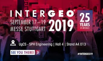 Meet UgCS team at the InterGeo 2019