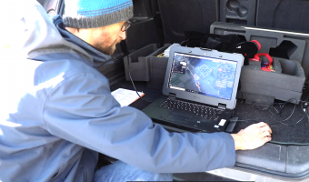 Universität Innsbruck uses UgCS to plan and control LiDAR missions