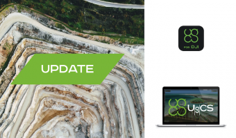 UgCS and  UgCS for DJI (Android) Updates Released