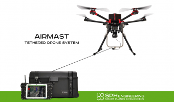 AirMast - innovative sky mast for communication and surveillance