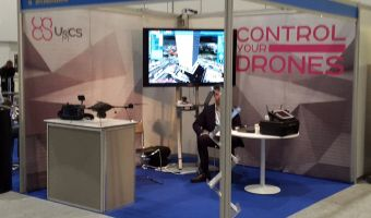 Attending the 2015 Commercial UAV Show in London
