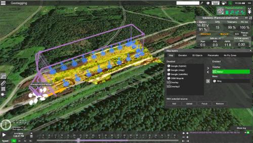 Ground Station Software Ugcs Pc Mission Planning