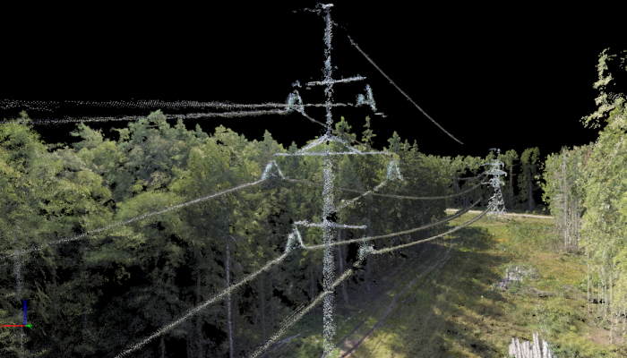 UgCS for Power Line Monitoring