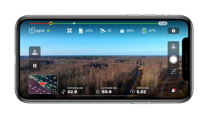 Announcing the release of iOS UgCS for DJI